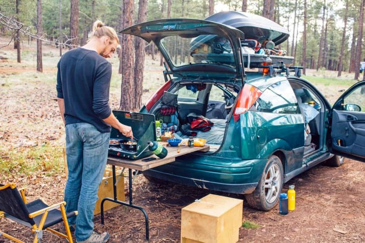 top 12 car camping tips for beginners uunatek. Black Bedroom Furniture Sets. Home Design Ideas