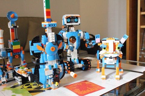 Top 10 Robots for Highschools Universities Robotics Competition 2017